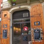El Porró Eingang