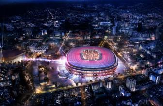 Camp Nou: So wird das neue Stadion aussehen