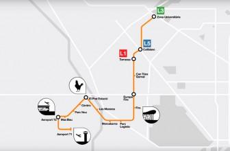 L9 Sud: Neue Metro-Linie zum Flughafen